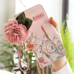 LG Q7 (Q720)   Maria 지갑 다이어리