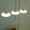 주방식탁등 서아트 3등 펜던트 북유럽 LED일체형 4000k 식탁조명