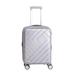 골드파일 TZZ011 실버 20인치 하드캐리어 여행가방