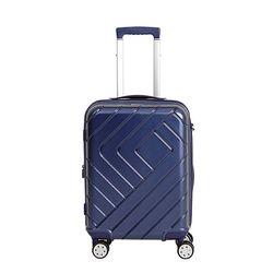 골드파일 TZZ011 네이비 20인치 하드캐리어 여행가방