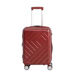 골드파일 TZZ011 레드 20인치 하드캐리어 여행가방