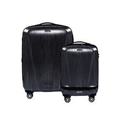 겐지아 KFZ011 차콜 28인치 수화물용 하드캐리어 여행가방