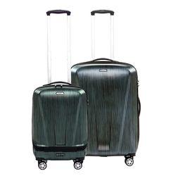 겐지아 KFZ011 카키 28인치 수화물용 하드캐리어 여행가방