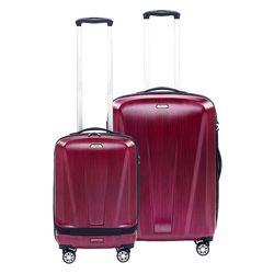 겐지아 KFZ011 버건디 21인치 기내용 하드캐리어 여행가방