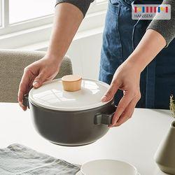 [한샘] 키친 소마 내열 코팅냄비 18cm