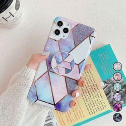 아이폰6플러스 대리석 패턴 젤리 케이스 P550