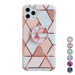 아이폰6S플러스 대리석 패턴 젤리 케이스 P550