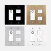 VONO보노 레트로 전화&TV모듈러(통신)모음-2개용