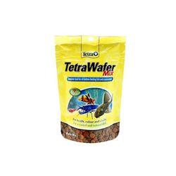 테트라 와퍼 믹스 68g - 플레코 가재 갑각류 먹이사료