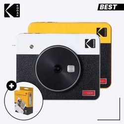 코닥 포토프린터 즉석카메라 미니샷 3 레트로 C300R + 90매 번들