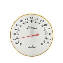 아쿠바 아날로그 사우나온도계 CS-202