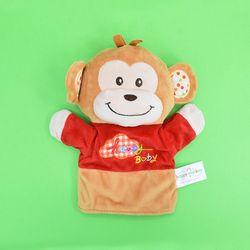 (가베가족베이비) KS2757 원숭이 손인형