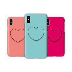 [Try] 하트 스마트톡 3D하드케이스.아이폰11 PRO MAX(6.5)