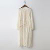 Angel Puff Long Dress - 슬립포함