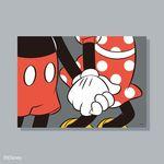 [디즈니] A3 포스터 - 미키와 친구들 (no.1)