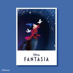 [디즈니] A3 포스터 - 판타지아
