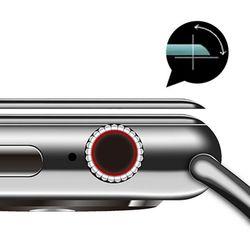 애플워치6 44MM 4D 풀커버 스마트워치 필름 SF001