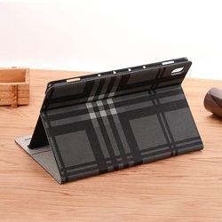 아이패드8 10.2 2020 심플 가죽 태블릿 케이스 T045