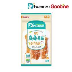 굽네펫푸드 촉촉육포 닭가슴살 50g (국내산 HACCP인증)