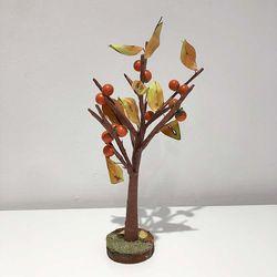 감나무 모형 가을인테리어 소품