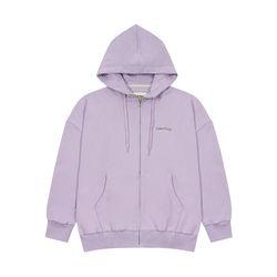 Studio Hood Zipup (lavender)