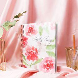 [사은품 증정] 2021 체인저블다이어리-Watercolor Flowers
