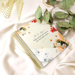 2021 체인저블다이어리-Floral Natural(플로럴내추럴)