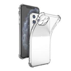 엘지 LG Q92 투명 범퍼 파손방지 젤리 케이스 LM-Q920