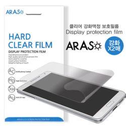 LG 엘지 Q92 아라소 강화 액정 보호 필름 2매 LM-Q920