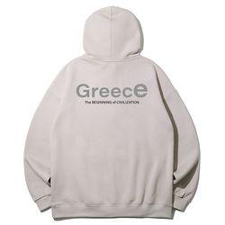 앨빈클로 그리스 오버핏 후드티 AVH163 (3 Color)