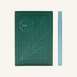 Signature Mathematical Grid Notebook (A5) Hope