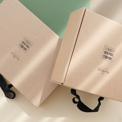드립핑크 갓볶은 크래프트 바라토 원두커피 선물세트