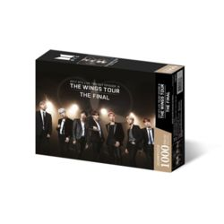 BTS 퍼즐 1000피스 월드투어 포스터 1 THE WINGS TOUR