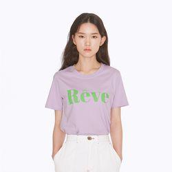 [노이커먼]REVE SHORTSLEEVES TEE LP 티셔츠