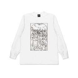 [클로즈뮤지엄] PRAYER LONG SLEEVES - WHITE
