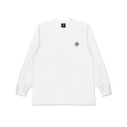 [클로즈뮤지엄] MAIN LOGO LONG SLEEVES - WHITE