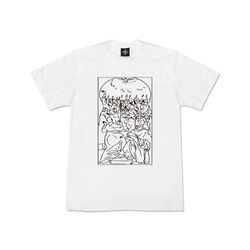 [클로즈뮤지엄] PRAYER T-SHIRTS - WHITE
