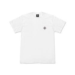 [클로즈뮤지엄] MAIN LOGO T-SHIRTS - WHITE