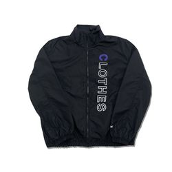 [클로즈뮤지엄] CLOTHES MUSEUM TRACK JACKET _ BLACK