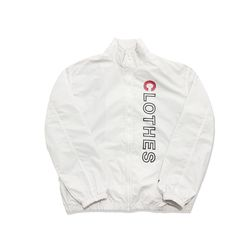 [클로즈뮤지엄] CLOTHES MUSEUM TRACK JACKET _ WHITE