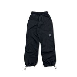 [클로즈뮤지엄] CLOTHES MUSEUM TRACK PANTS _ BLACK