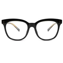 [리끌로우] B016 안경 블랙