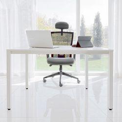 DK9898 필웰 스틸프레임 심플 책상테이블 1200x600