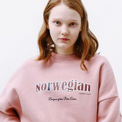 CAT SERIES SWEATSHIRT [SOFTPINK]