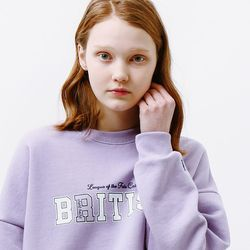 CAT SERIES SWEATSHIRT [SOFTPURPLE]