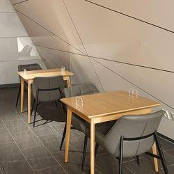 4인용 일자형 회사 구내식당 가림막 주문제작 가능 1180x480mm
