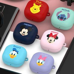 iColor 디즈니 갤럭시 버즈 라이브 소프트 케이스