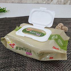 스카치 브라이트 천연 물걸레 청소포 표준형 20매입