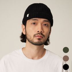 울비니 T204AACU56 WOOL BAKE WATCH CAP