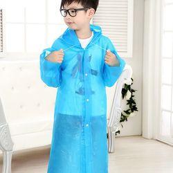 ABM 아동 EVA 우의 블루